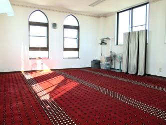 4階 男性用礼拝室 及び 学習室